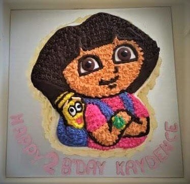 dors birthday cake