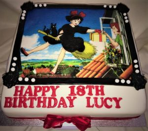 kikki birthday cake