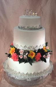 maddie wedding cake