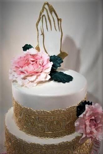 holy wedding cake