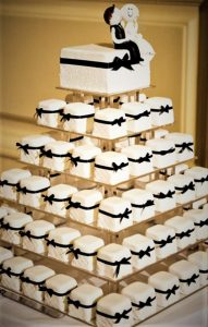 tegan cupcake tower