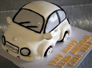 vw beattle cake