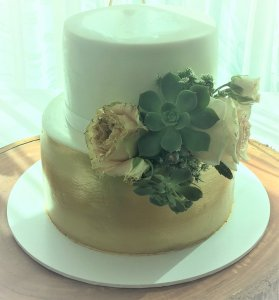 allision wedding cake