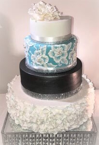 ava wedding cake