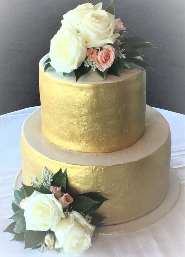 alla wedding cake