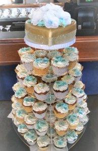 amanda cupcake tower