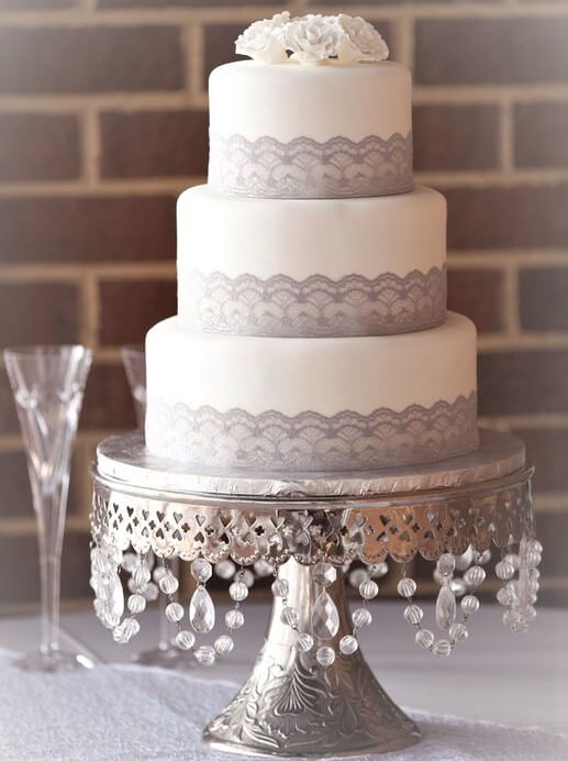laura weddingcake
