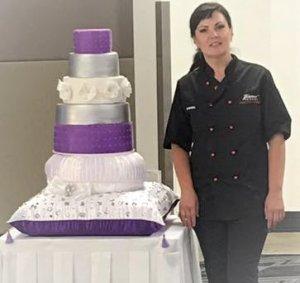 pascal wedding cake