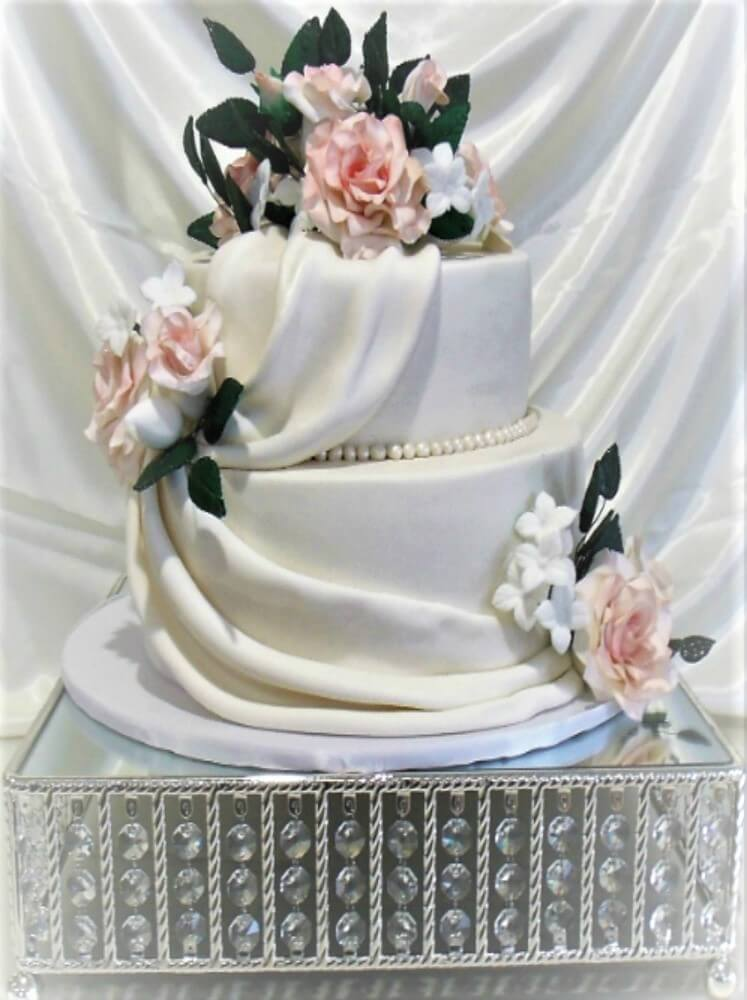 sophie wedding cake