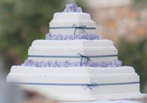 elvira wedding cake
