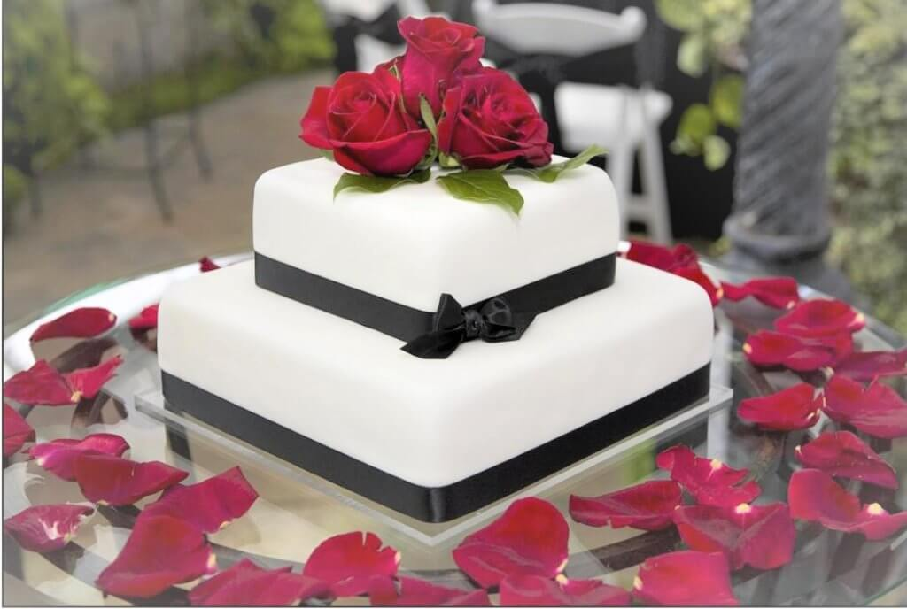 valeria wedding cake