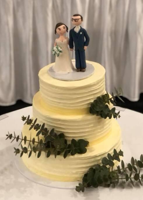 Perth Wedding Cakes + Cupcakes | Rimma\'s Wedding Cakes Perth