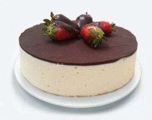 bird of milk birthday cake