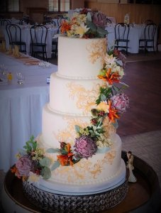 rimma's wedding cakes perth 4 tier wedding cakes